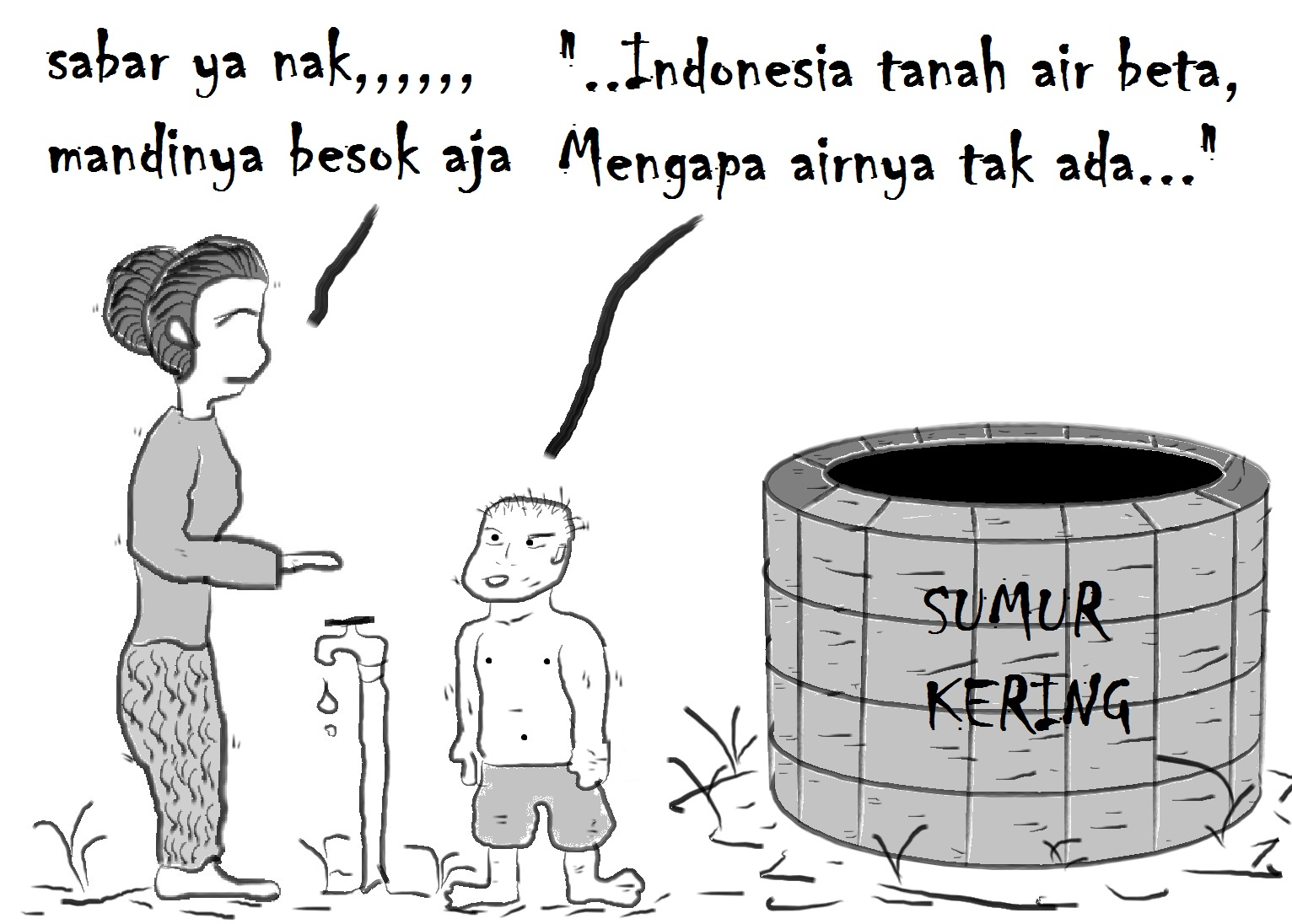 Karikatur Masalah Sosial Chamber Of Madness